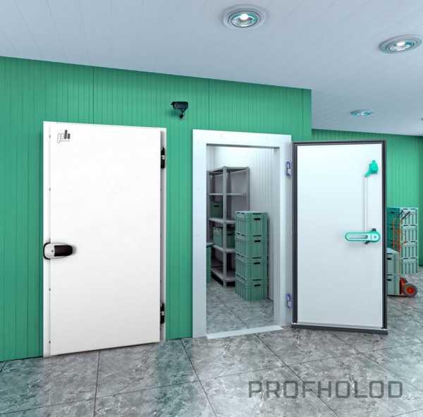 Герметичные двери для холодильных камер